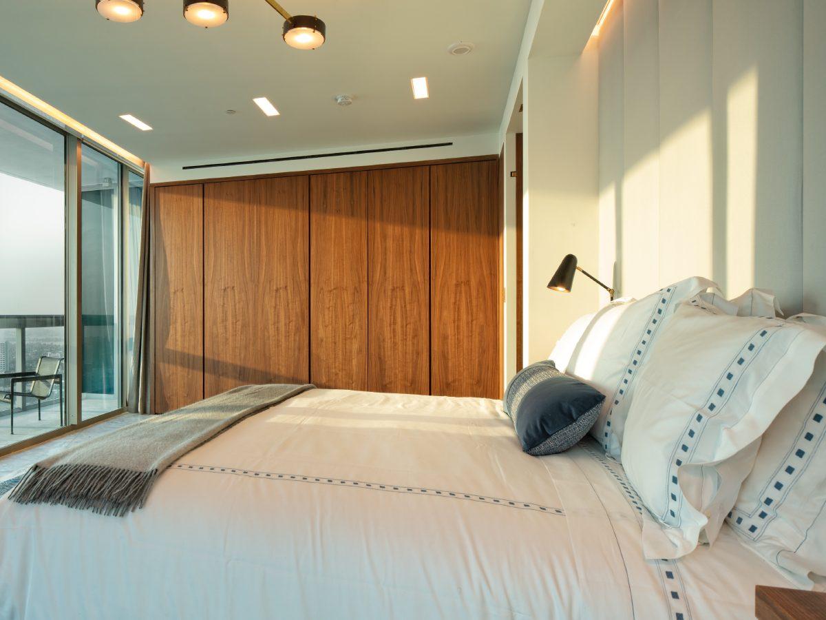 Carillon Miami residence bedroom