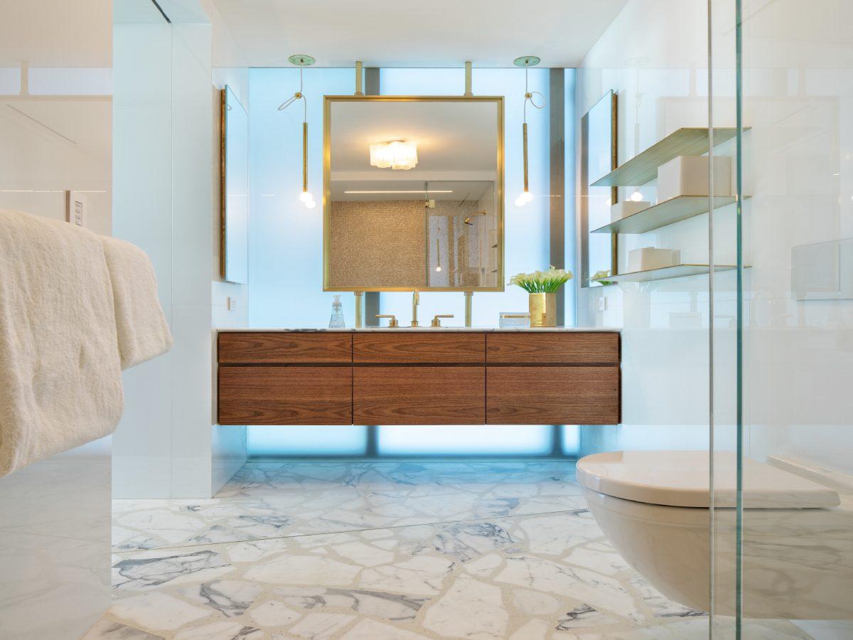 Carillon Miami residence bathroom