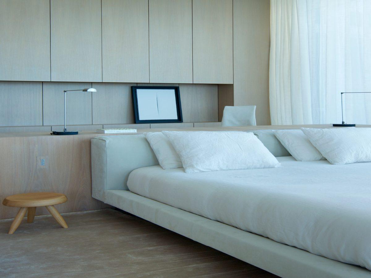 Continuum PH Miami residence bedroom
