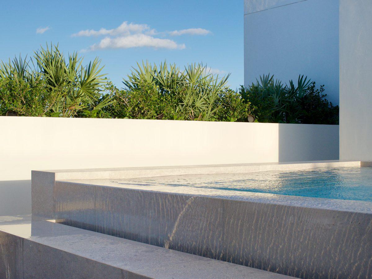 Continuum PH Miami residence serenity pool